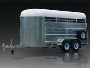 16' Cattle Crate Stockman Drawbar