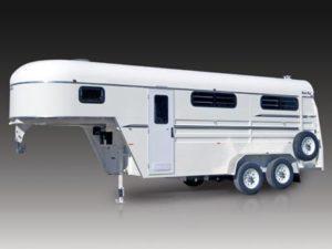 gooseneck adventurer horse float 24 ft