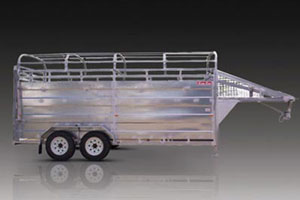 Cattle Trailer Cattle Crate